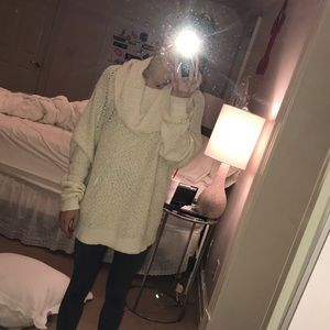 Free People Sweaters By Your Side Sweater Poshmark